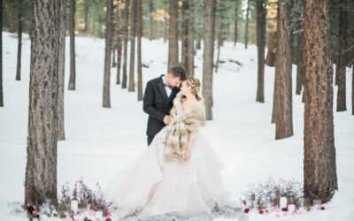 Mammoth Winter Wedding