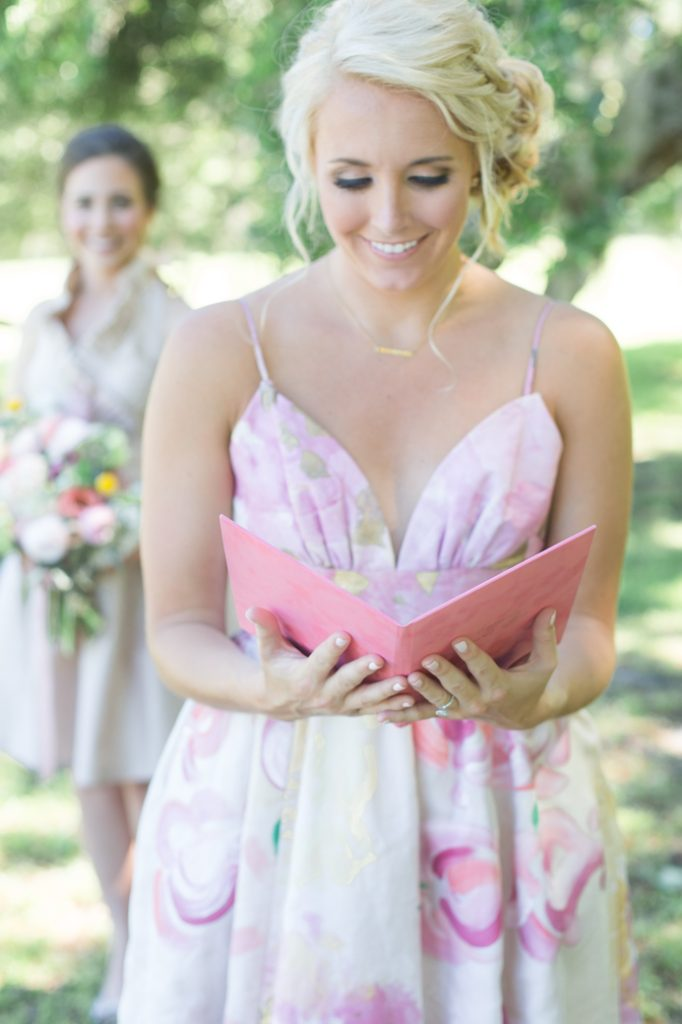 We love creating custom vow books for our destination wedding couples all over the world.