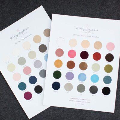 luxury wedding invitations vow books event planner