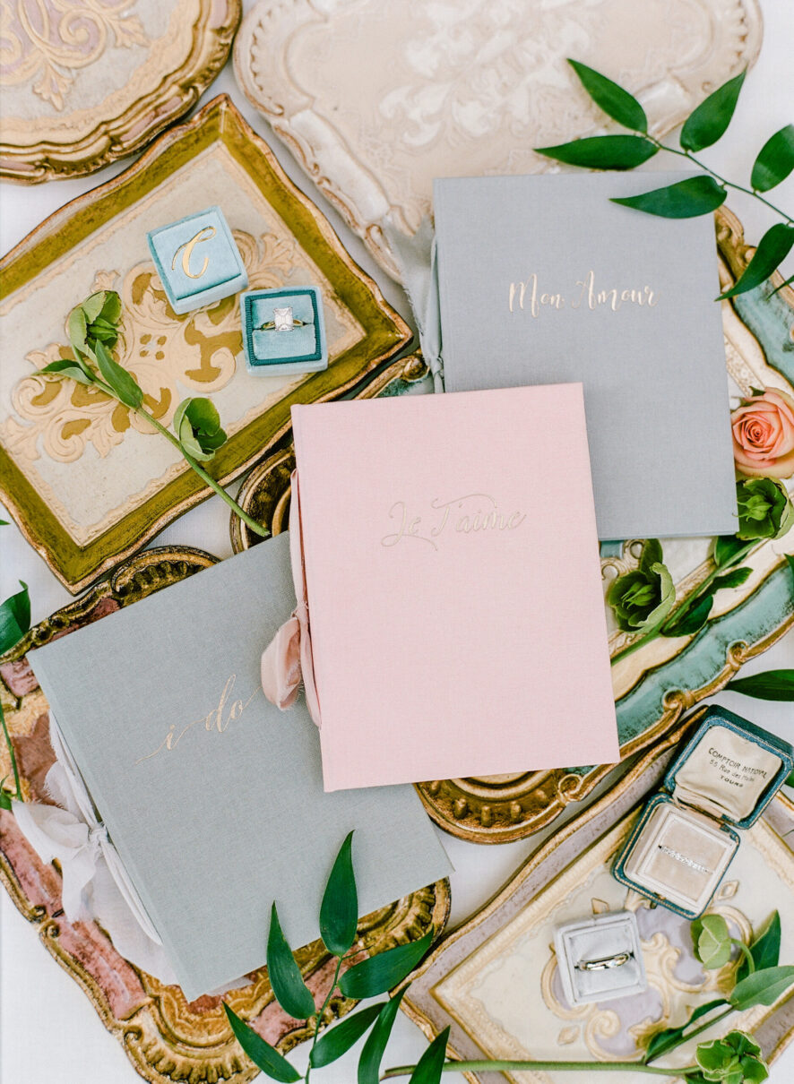 Wedding Story Writer French Vow Books Mon Amour