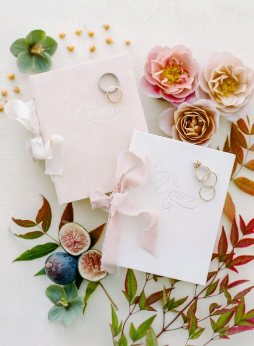 Wedding Story Writer Luxury Vow Books