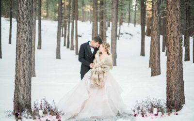 Mammoth Winter Wedding